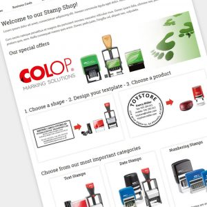 COLOP-Stampshop